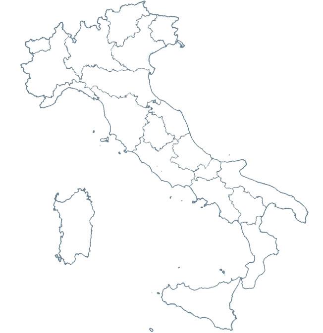 Grinding mappa referenti in Italia